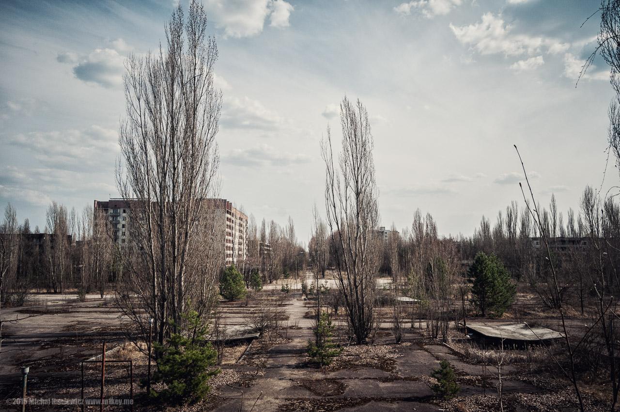 A ghost town ©Michal Huniewicz
