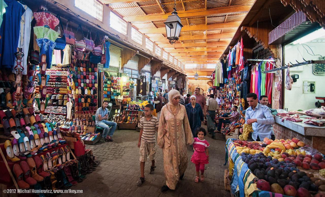 Fez, Morocco - Photography - M1key - Michal Huniewicz