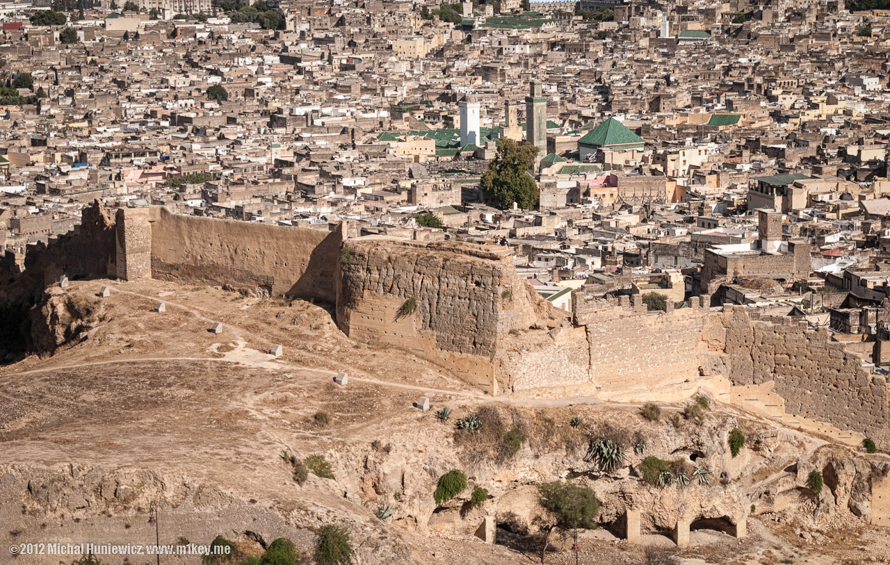 these are the oldest ramparts of the medina from the th century built under the almohads throughout centuries morocco was a part of different empires