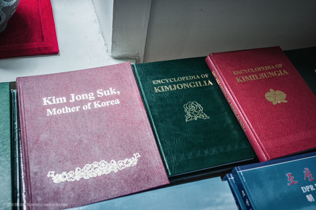 Encyclopedia of Kimjongilia